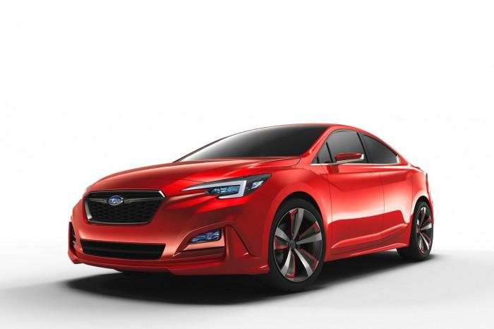 Subaru Impreza Sedan Concept 2015 01