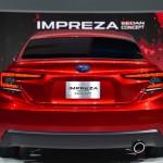 Subaru Impreza Sedan Concept 2015 15