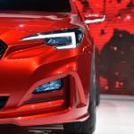 Subaru Impreza Sedan Concept 2015 16
