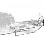 The Wayne Residence garaje lujo 01