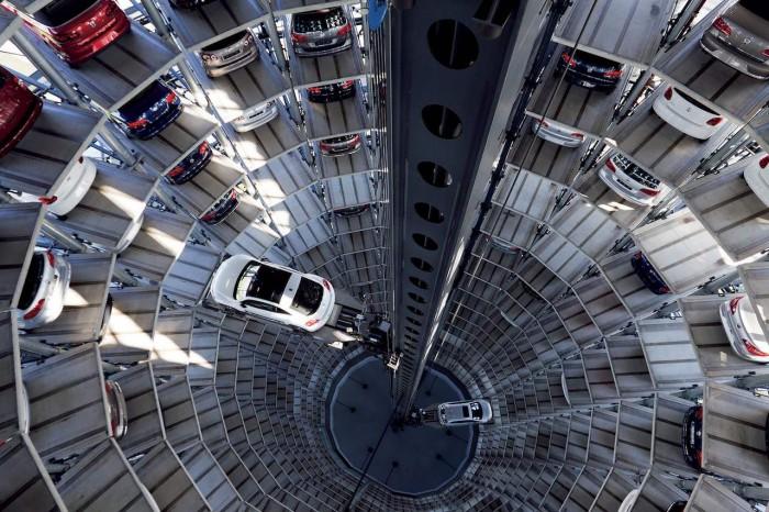 Volkswagen Autostatd