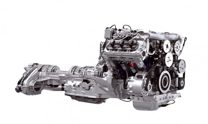 Volkswagen V6 TDI 30