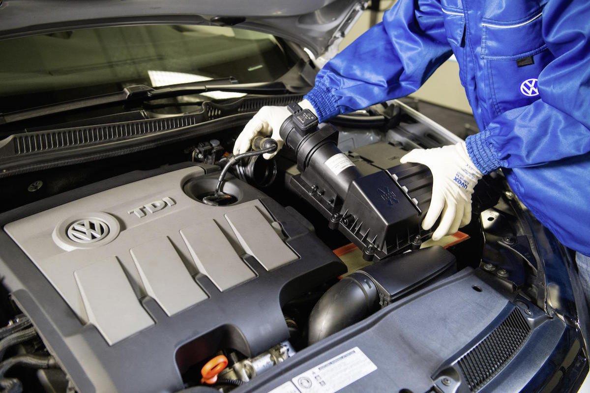 Volkswagen solucion motores diesel EA189