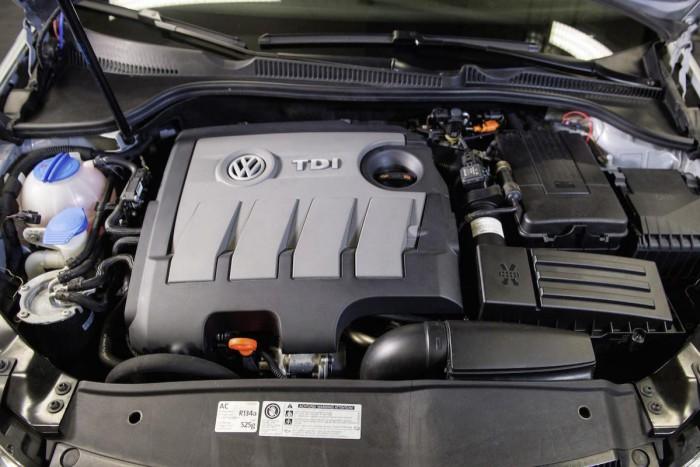Volkswagen taller motores diesel EA189 16 tdi