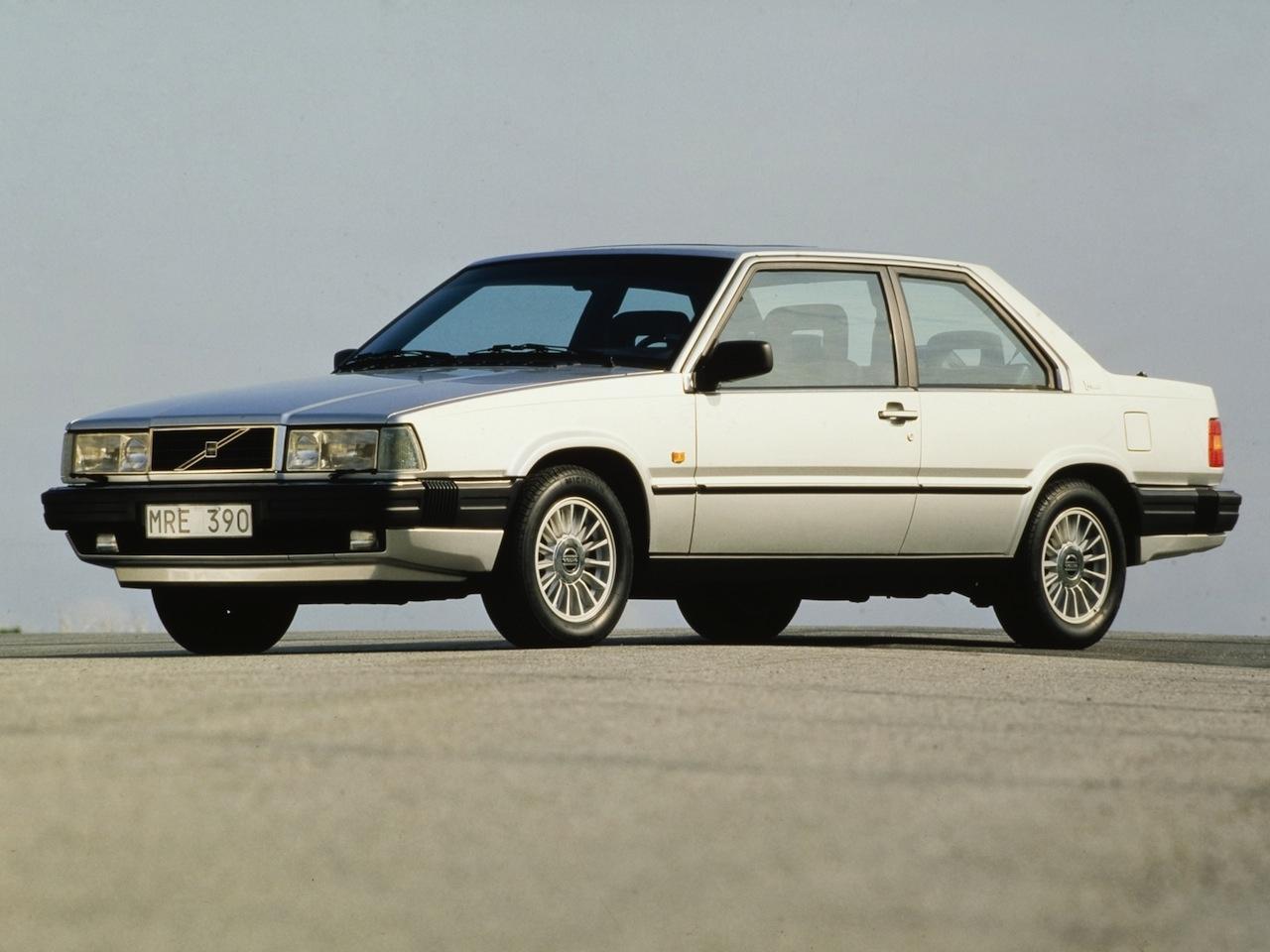 Volvo 780 Coupe 1985 10
