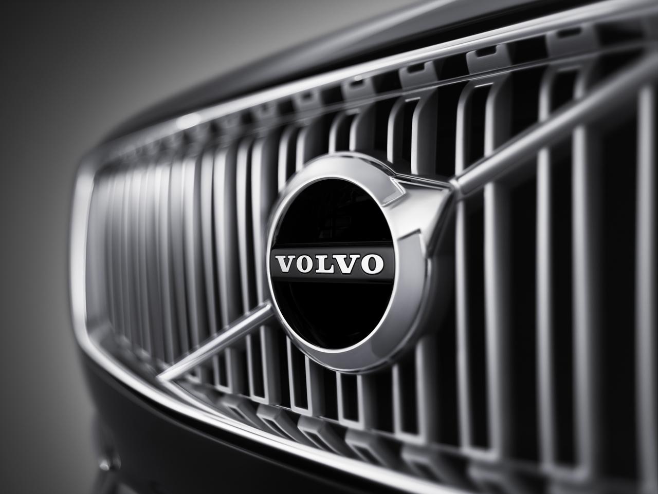 Volvo XC90 2015 frontal