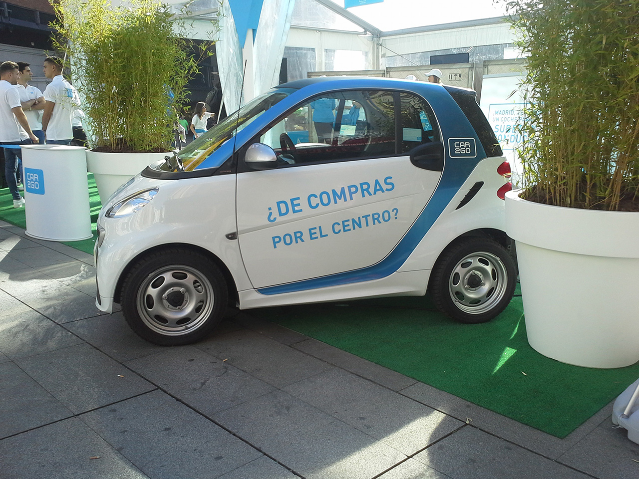 car2go madrid 3