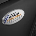 logo McLaren 650S Can Am