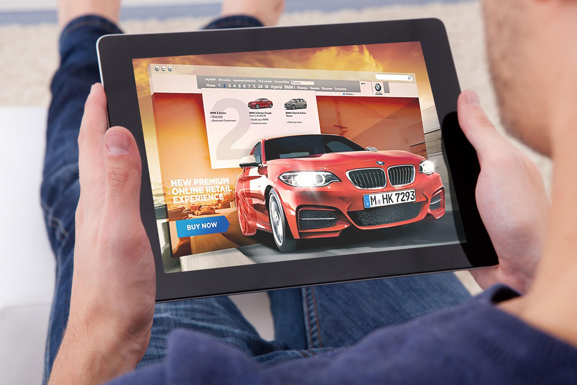 Venta online BMW