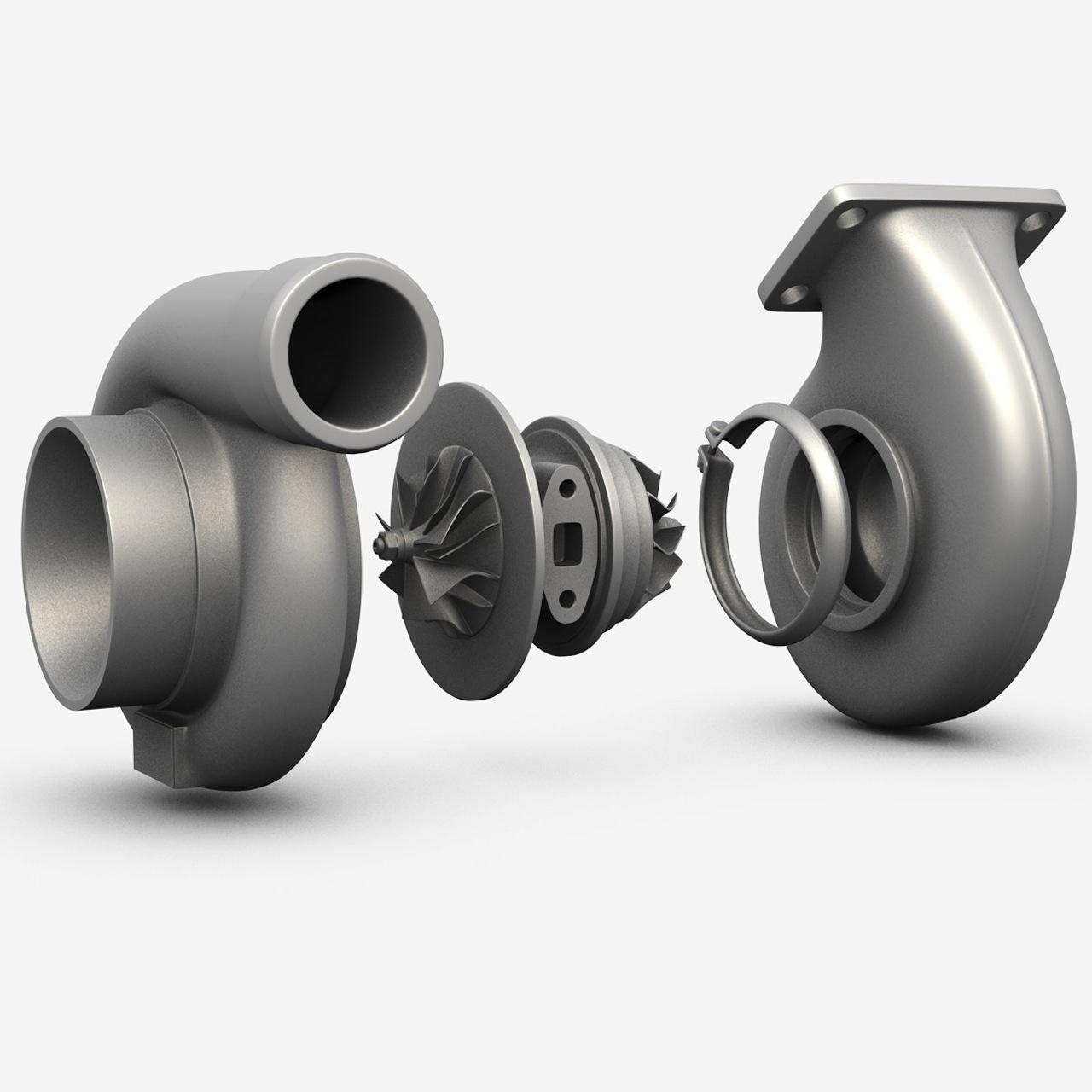 turbo piezas