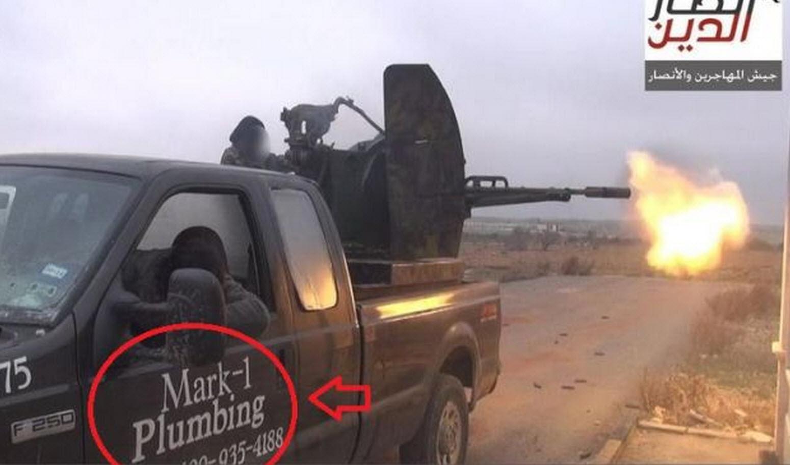 Furgoneta ISIS