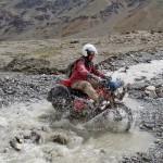 Viaje en moto