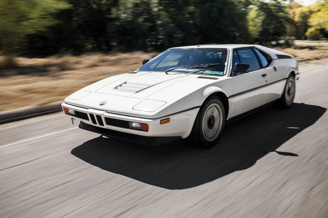 BMW M1 1981 09