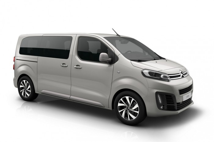 Citroen Spacetourer 01