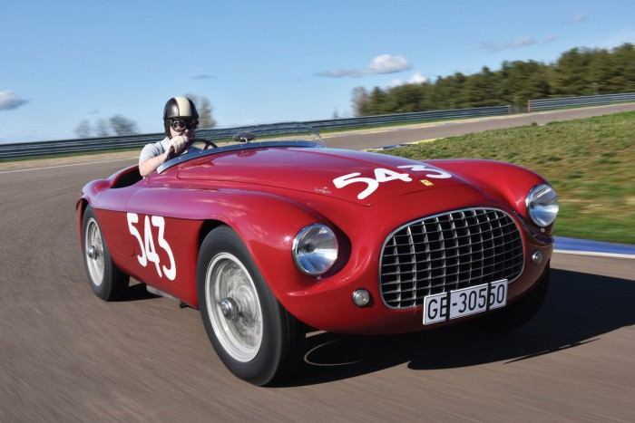 Ferrari 212 Export Touring Barchetta 1952
