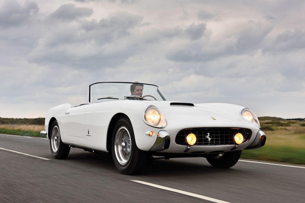 Ferrari 250 GT Cabrio Series I 1958 17