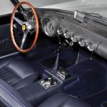 Ferrari 250 GT Cabrio Series I 1958 interior 01