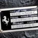 Ferrari 250 GT Cabrio Series I 1958 interior 08
