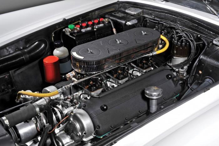 Ferrari 250 GT Cabrio Series I 1958 motor 2