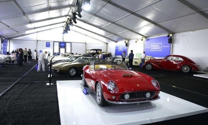 Ferrari 250 GT SWB California Spider 1961