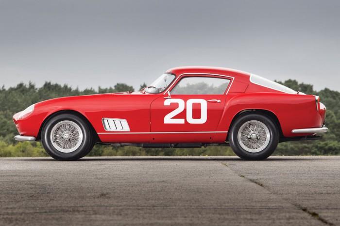 Ferrari 250 GT TdF Scaglietti 1 Louvre Coupe 1958