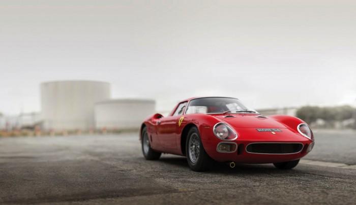 Ferrari 250 LM 1964 Pinnacles Portfolio