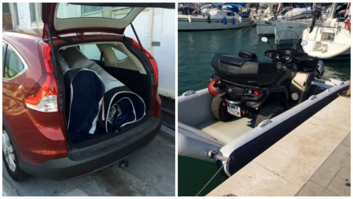 Ferry Hinchable