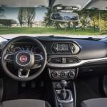 Fiat Tipo 2016 interior 1