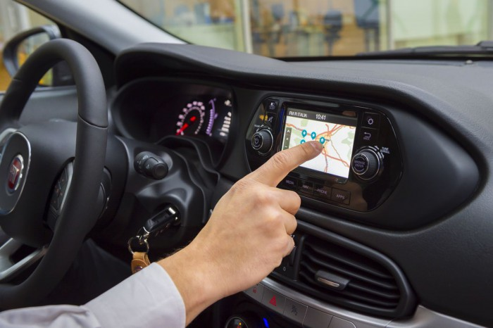 Fiat Tipo 2016 interior 4