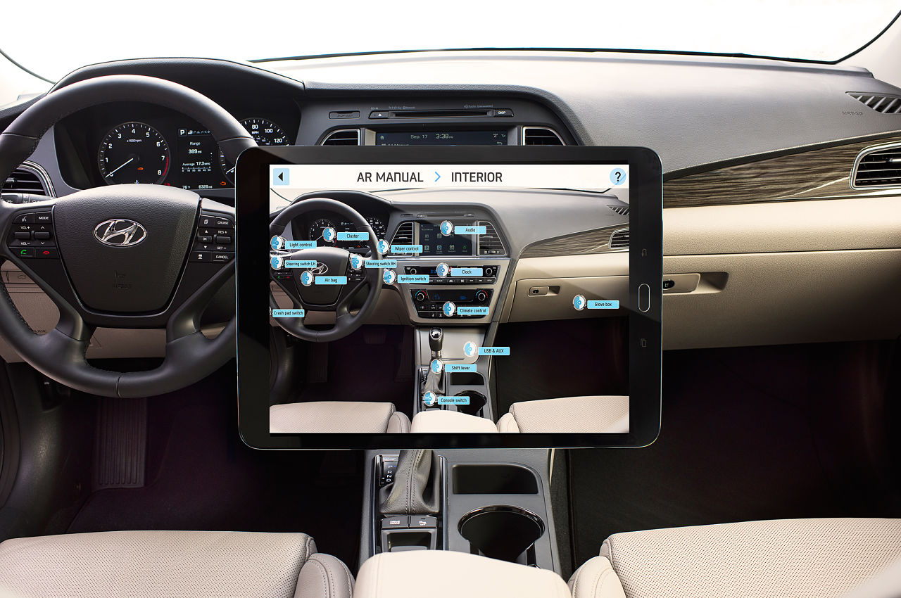 Guia virtual Hyundai