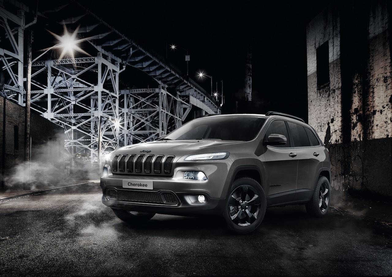 Jeep Cherokee Night Eagle 2016 02