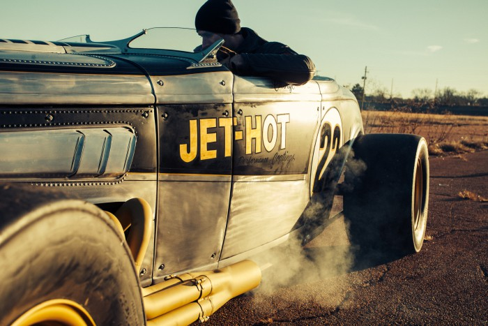 Jet Hot Double Down
