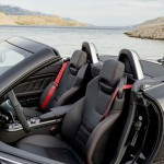 Mercedes-AMG SLC 43, Interieur, Leder Nappa exklusiv mit roter Ziernaht