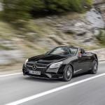Mercedes-AMG SLC 43, obsidianschwarz mettalic Mercedes-AMG SLC 43, obsidian black, mettalic