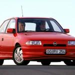 Opel Astra Gsi 01