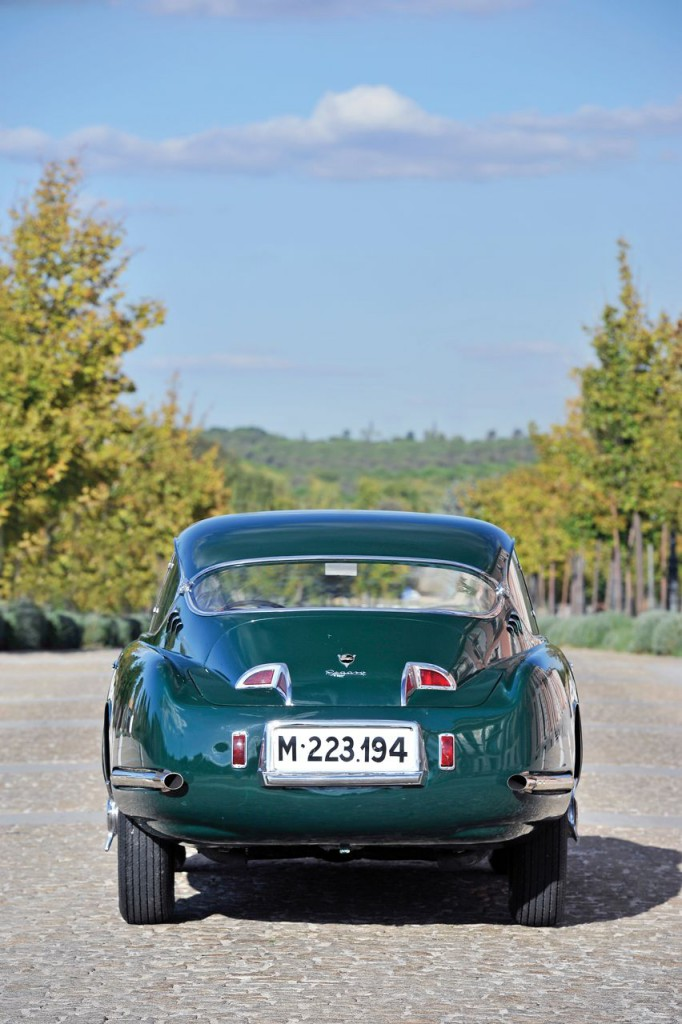 Pegaso Z-102 3.2 Berlinetta by Touring 1954 05