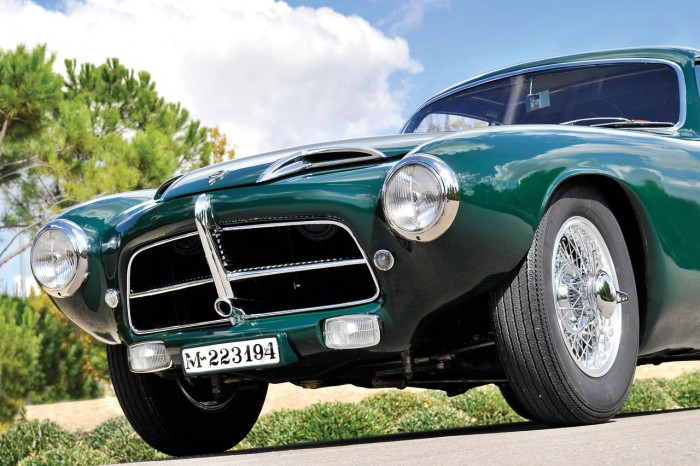 Pegaso Z-102 3.2 Berlinetta by Touring 1954 07