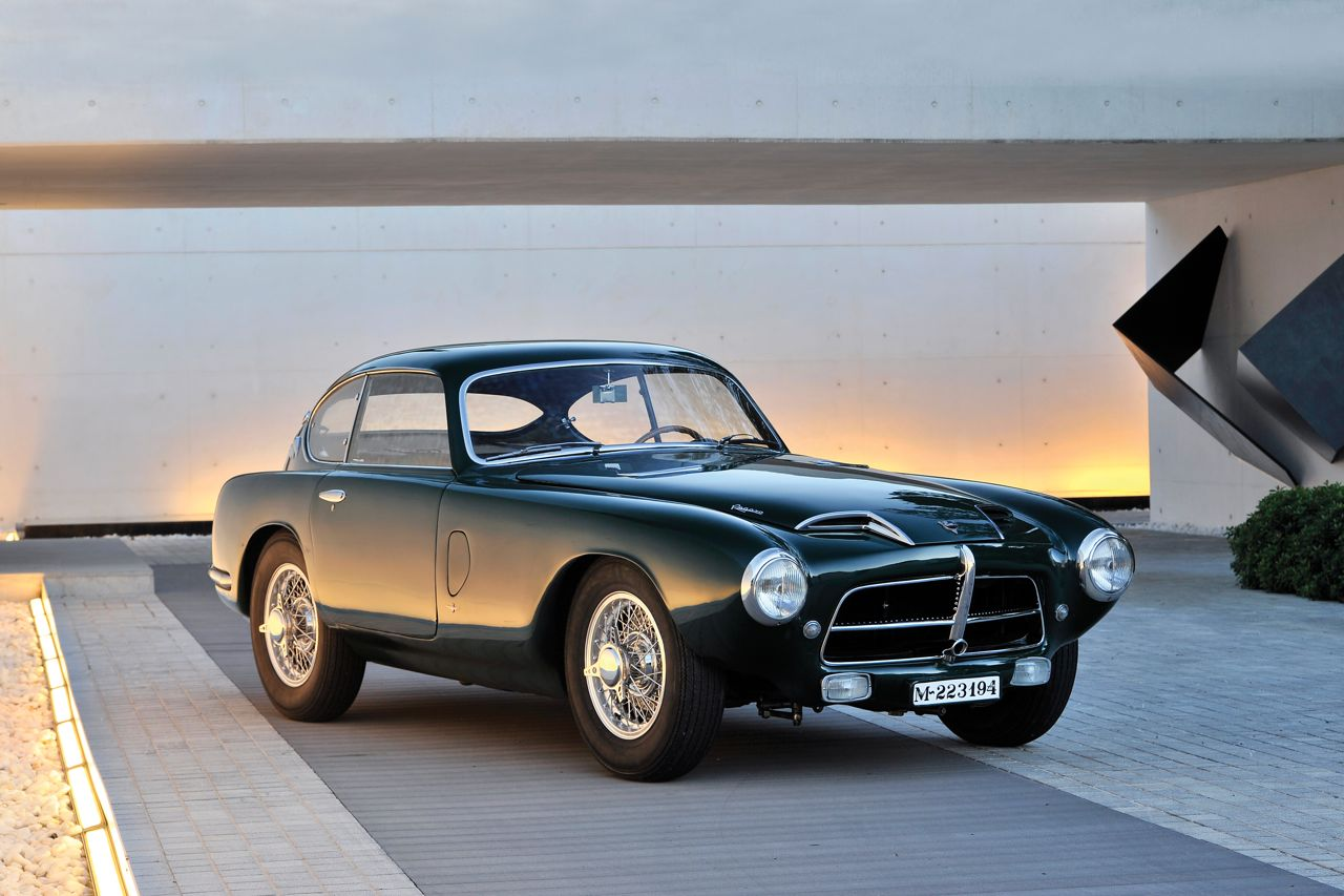 Pegaso Z-102 3.2 Berlinetta by Touring 1954 27