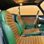 Pegaso Z-102 3.2 Berlinetta by Touring 1954 interior 12