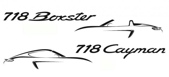 Porsche 718 Boxster Cayman