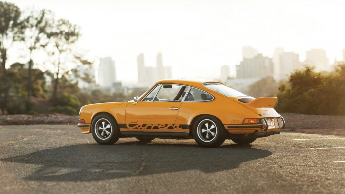 Porsche 911 Carrera RS Touring 1973 11