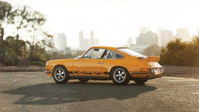 Porsche 911 Carrera RS Touring 1973 11