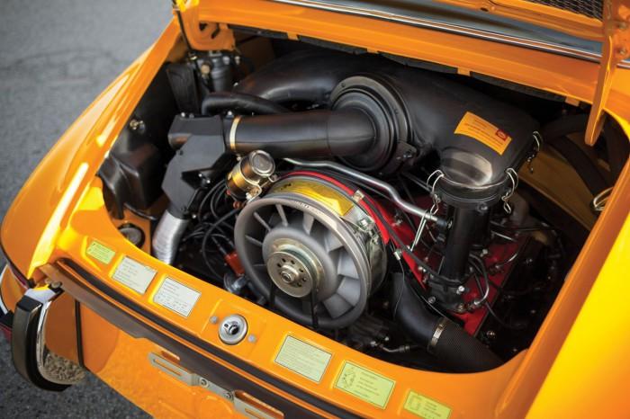 Porsche 911 Carrera RS Touring 1973 motor 1