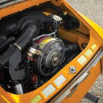 Porsche 911 Carrera RS Touring 1973 motor 2
