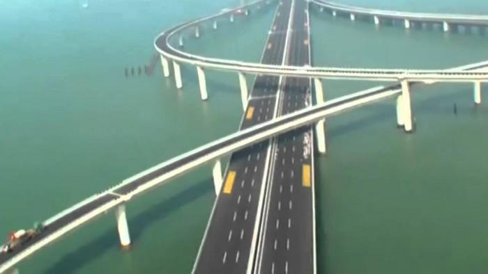 Puente Qingdao Haiwan