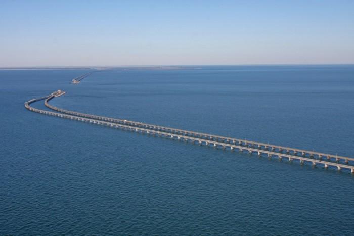 Puente de la Bahía de Chesapeake