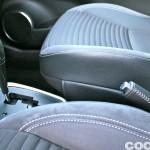 Toyota Yaris Hybrid interior prueba 12