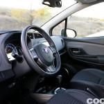 Toyota Yaris Hybrid interior prueba 4