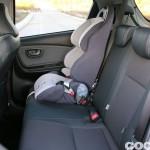 Toyota Yaris Hybrid interior prueba 7