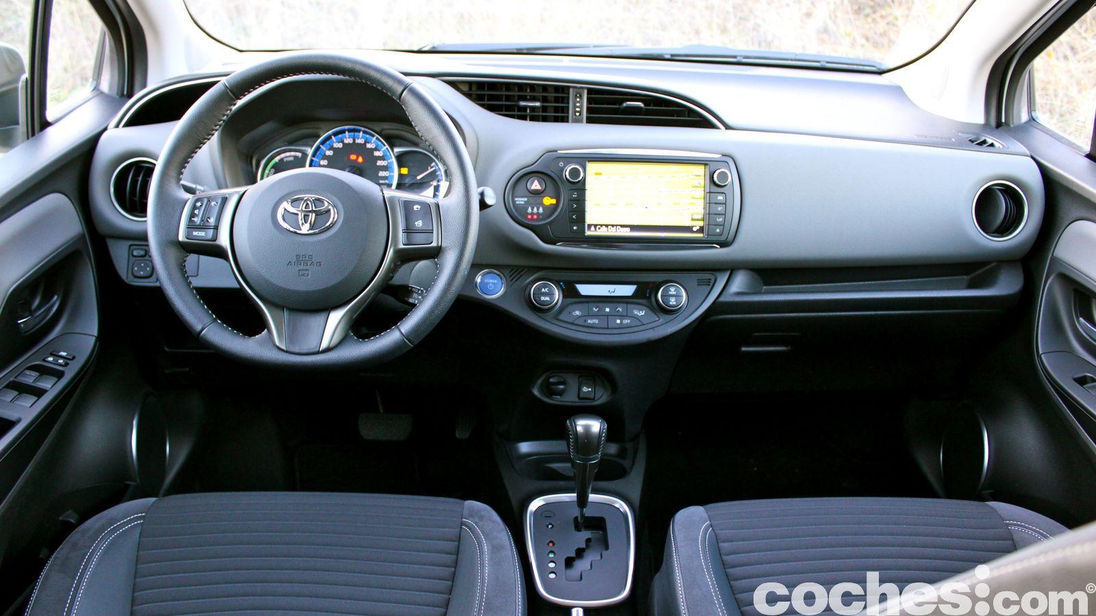Toyota Yaris Hybrid A Prueba El Especialista Urbano